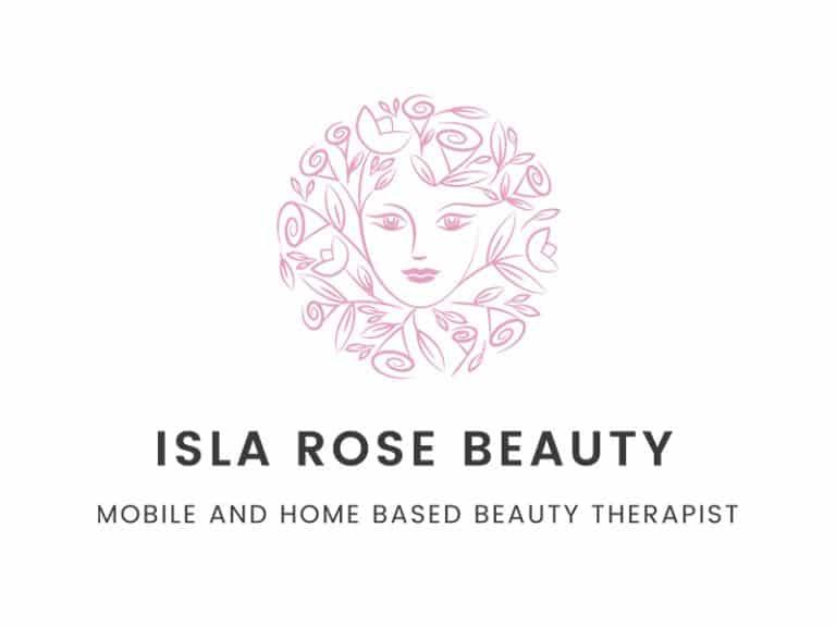 Isla Rose Beauty Logo