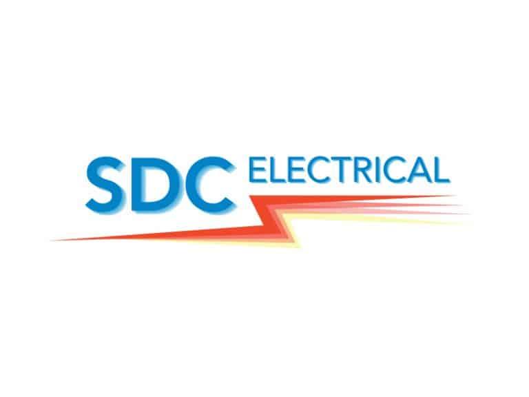 SDC electrical Logo